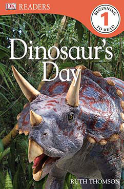 Cover for Dinosaur's Day