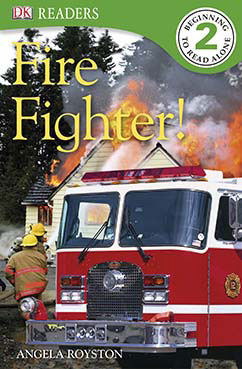 Cover for Fire Fighter!