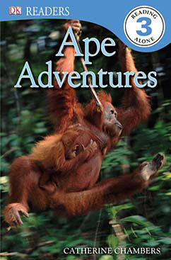 Cover for Ape Adventures
