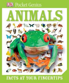 Cover for Pocket Genius: Animals