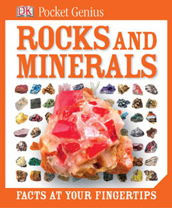 Cover for Pocket Genius: Rocks and Minerals
