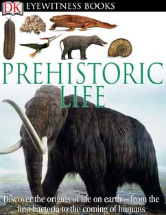 Cover for Prehistoric Life