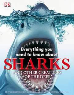 Cover for Everything You Need to Know About Sharks