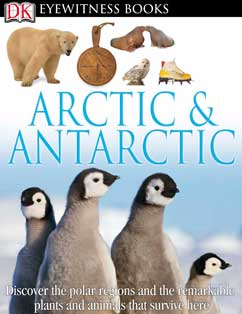 Cover for Arctic and Antarctic