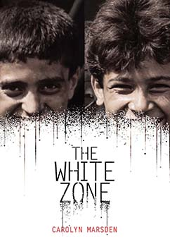 Cover for The White Zone