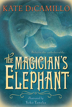 Cover for The Magician's Elephant