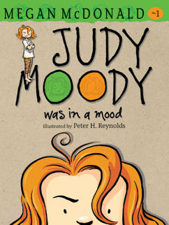 Cover for Judy Moody Was in a Mood