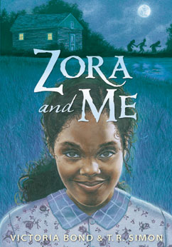Cover for Zora and Me