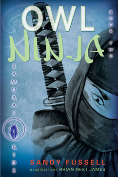 Cover for Owl Ninja