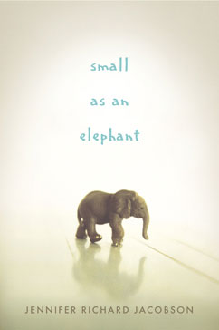 Cover for Small as an Elephant