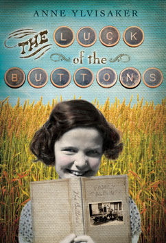 Cover for The Luck of the Buttons