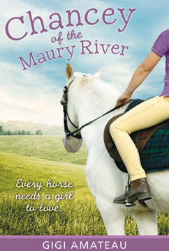 Cover for Chancey of the Maury River