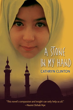 Cover for A Stone in My Hand