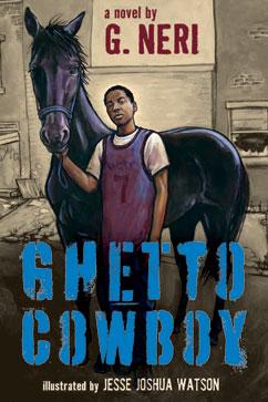 Cover for Ghetto Cowboy