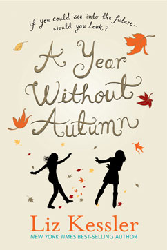 Cover for A Year Without Autumn