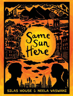 Cover for Same Sun Here