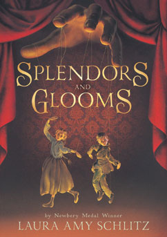 Cover for Splendors and Glooms