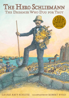 Cover for The Hero Schliemann