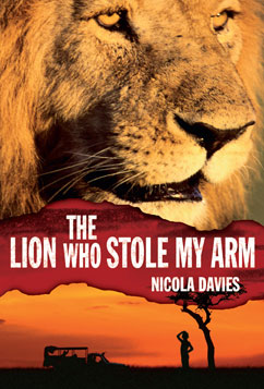 Cover for The Lion Who Stole My Arm