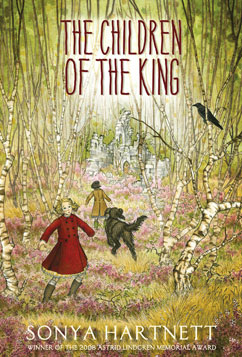 Cover for The Children of the King