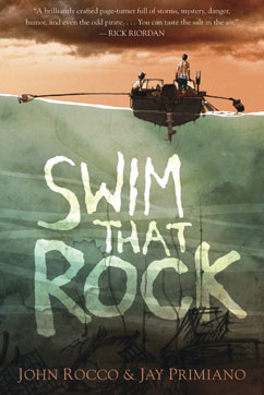 Cover for Swim That Rock