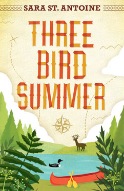 Cover for Three Bird Summer