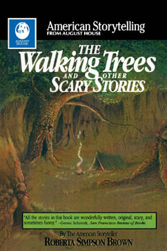 Cover for Walking Trees