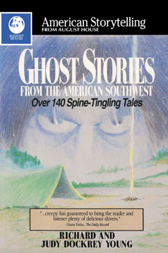 Cover for Ghost Stories from the American Southwest