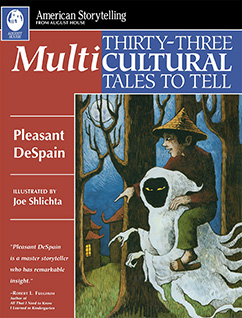 Cover for Thirty-Three Multicultural Tales To Tell