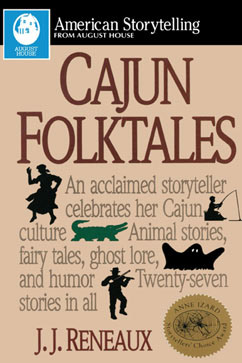 Cover for Cajun Folktales