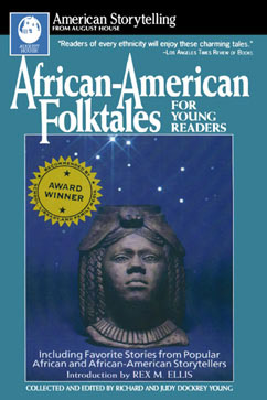 Cover for African-American Folktales
