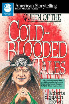 Cover for Queen of Cold-Blooded Tales