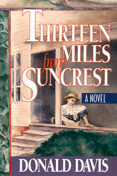 Cover for Thirteen Miles From Suncrest