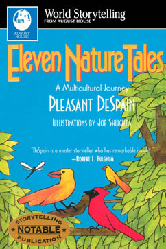 Cover for Eleven Nature Tales