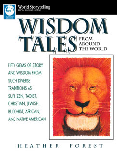 Cover for Wisdom Tales from Around the World