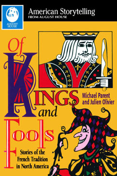 Cover for Of Kings and Fools