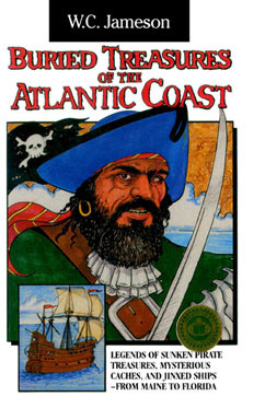 Cover for Buried Treasures of the Atlantic Coast
