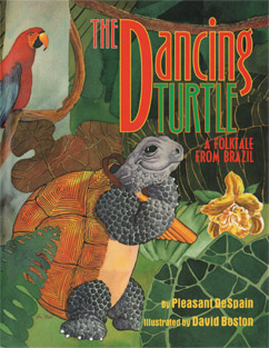 Cover for Dancing Turtle