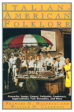 Cover for Italian-American Folklore