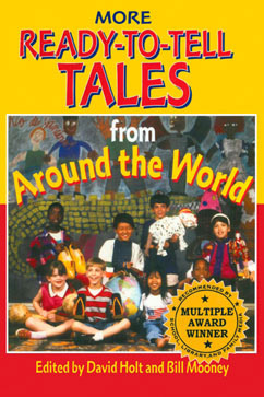 Cover for More Ready-To-Tell Tales