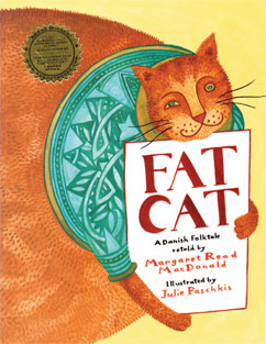 Cover for Fat Cat