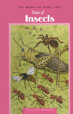 Cover for Tales of Insects