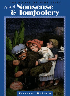 Cover for Tales of Nonsense & Tomfoolery