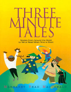 Cover for Three-Minute Tales
