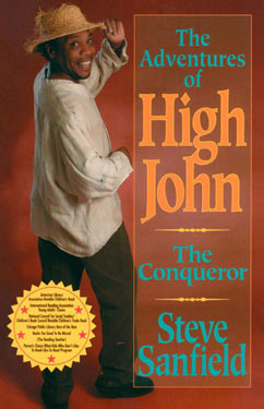 Cover for Adventures of High John the Conqueror