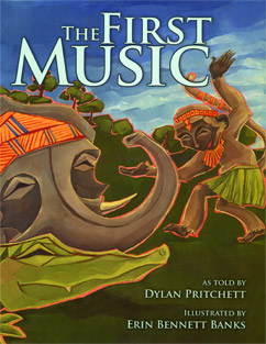Cover for First Music