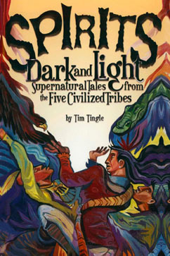 Cover for Spirits Dark and Light