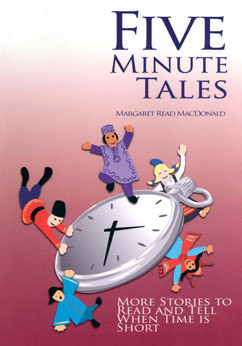 Cover for Five-Minute Tales