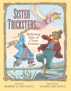Cover for Sister Tricksters