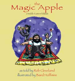 Cover for Magic Apple